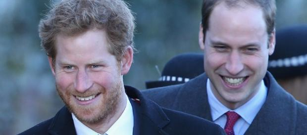 Prince William and Prince Harry - Photo: Blasting News Library - hellomagazine.com