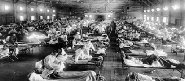 Surto de Gripe Espanhola matou mais de 30 milhões de pessoas
