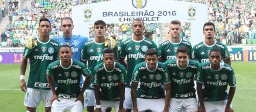 Palmeiras, campeão brasileiro 2016