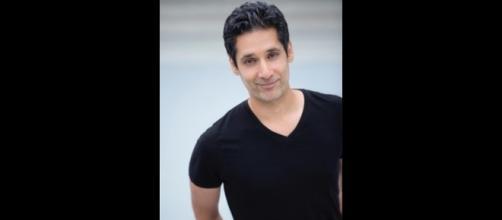 Actor Stephen Lobo, photo courtesy of Dennys Ilic, used with permission