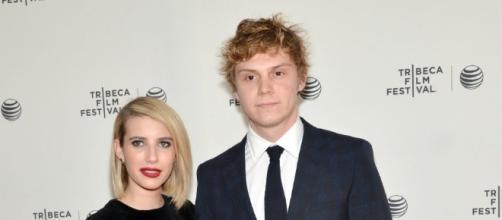 American Horror Story' Stars Evan Peters And Emma Roberts Split ... - inquisitr.com