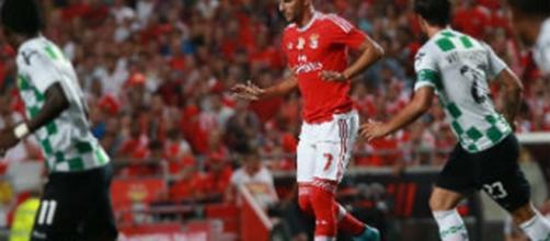 Benfica vs. Moreirense jogam na 1ª Liga.