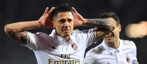 Gianluca Lapadula mette a segno una doppietta contro l'Empoli