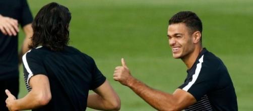 PSG : comment Emery manipule Cavani et Ben Arfa pour cacher ses ... - lefigaro.fr