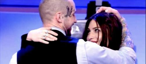 Uomini e Donne : Ludovica Valli e Manuel Vallicella, un momento di ... - melty.it