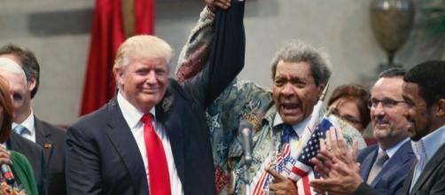 Watch: Don King Drops N-Word While Introducing Donald Trump in ... - bet.com