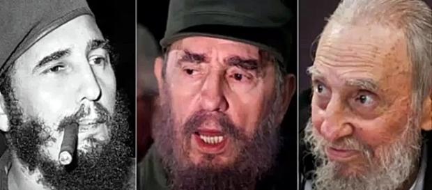 ADIOS al expresidente de Cuba Fidel Castro RaYni Tglez