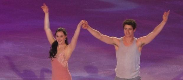 Canadians Tessa Virtue and Scott Moir own four Grand Prix Final silver medals, but will go for gold next month. Jiel Beaumadier/Wikimedia