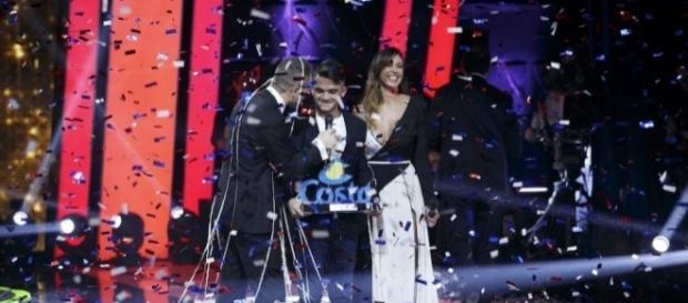Edson D'Alessandro ha vinto la terza edizione di Tu Si Que Vales 2016