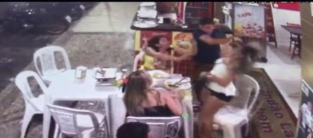 Homem de 23 anos agride ex-namorada no Ceará