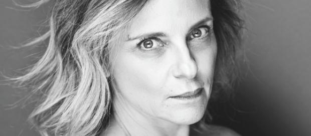 L'attrice Francesca Romana De Martini