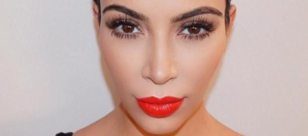 La modelo Kim Kardashian es conocida por sus excentricidades