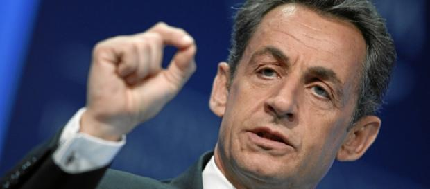 Nicolas Sarkozy - World Economic Forum - CC BY