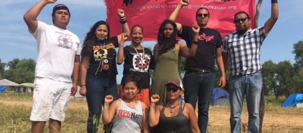 No Dakota Access Pipeline - Liberation News - liberationnews.org
