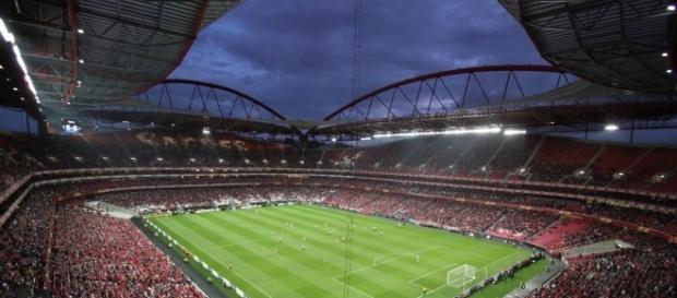 O Benfica-Moreirense tem início às 18h00 no Estádio da Luz