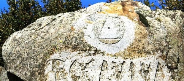 Rocaviva es un museo:parque apenas conocido a pesar de su belleza.