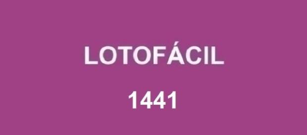 Sorteado o prêmio de R$ 1,7 milhão no sorteio da Lotofácil 1441