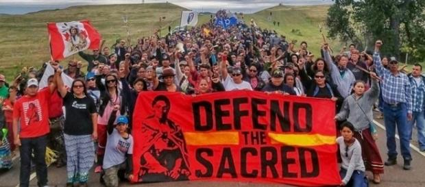 USPCN supports #NoDAPL on #IndigenousPeoplesDay - uspcn.org