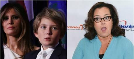Rosie O'Donnell Asks If Trump's Son Barron Has a Mental Disorder ... - ijr.com