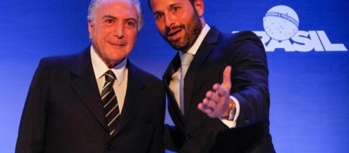 Antes de demissão, Calero gravou conversa com Michel Temer