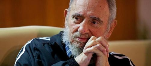Condoglianze da Livorno per Fidel Castro (foto: thefamouspeople.com)