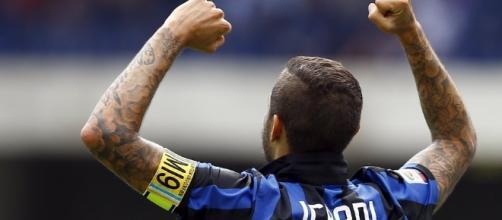 Doppietta di Icardi contro la Fiorentina
