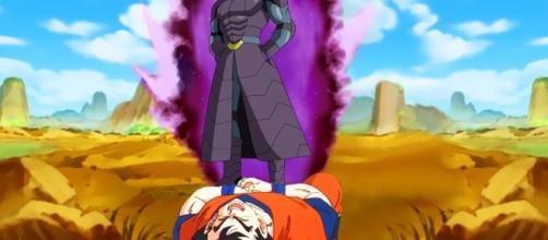 Hit ha sido contratado para exterminar a Goku