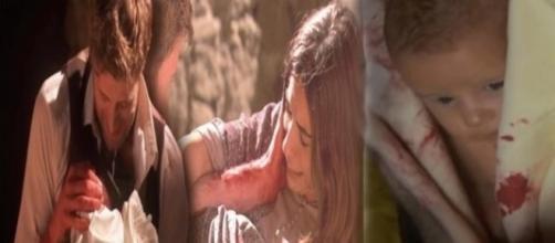 Il Segreto, anticipazioni 4-10 dicembre: Mariana partorisce Juanita, Lucas scopre il segreto di Sol
