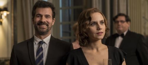 Julián y Amelia volverán al Ministerio del Tiempo/Tve1