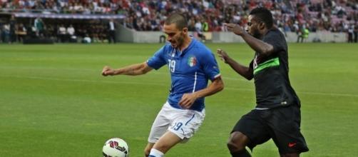 Juventus: Leonardo Bonucci fuori due mesi per infortunio muscolare