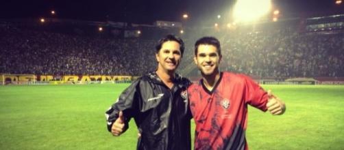 Matheus Saroli, figlio dell'allenatore del Chapecoense. Sopravvissuto allo schianto per miracolo, ha perso il padre