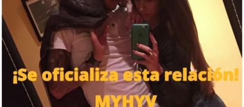 #myhyv: nueva relación oficial expretendienta de Iván