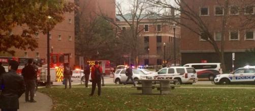Usa, strage all' Università dell'Ohio
