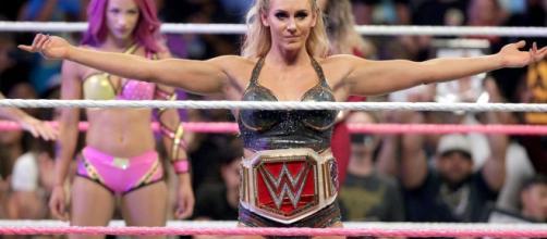 WWE Raw Women's Champion Charlotte (Source: https://www.youtube.com/watch?v=qpTLgK2bPwM)