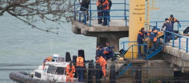 Aereo militare russo precipita nel Mar Nero: 92 morti. Mosca: non ... - lastampa.it
