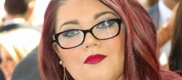 Amber Portwood attends the MTV Video Music Awards. [Photo: thepeepspot.com]