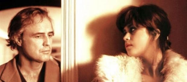 """Cena de """"Ultimo tango em Paris"""""""