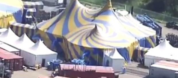 Cirque du Soleil, la caduta terrificante di Lisa Skinner in Australia
