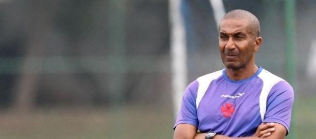Cristóvão Borges já foi treinador do Vasco (Foto: Marcelo Sadio/Vasco.com.br)