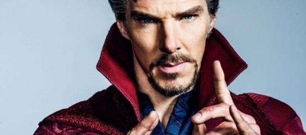 Doctor Strange con Benedict Cumberbatch ultima produzione della Marvel