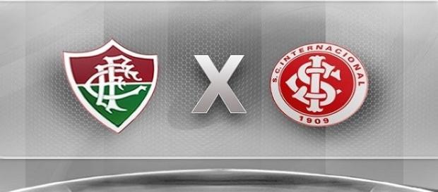 Fluminense e Internacional se enfrentam pela última rodada do Brasileirão (Foto: Sportv)