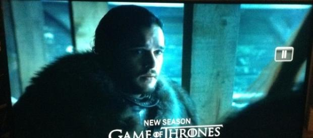 Jon Nieve en la séptima temporada de 'Juego de Tronos'
