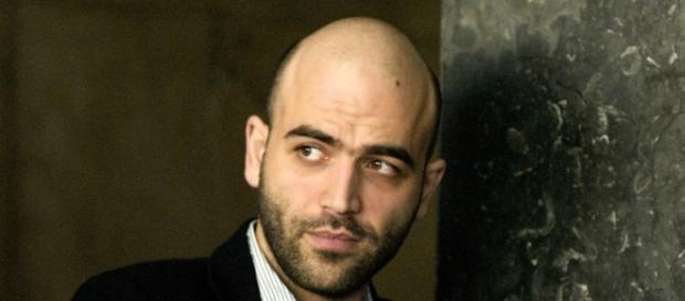 L'autore del libro 'La paranza dei bambini' Roberto Saviano