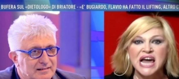 """Lite a 'Domenica Live, il dietologo Lemme a Nadia Rinaldi: """"Sei ... - today.it"""