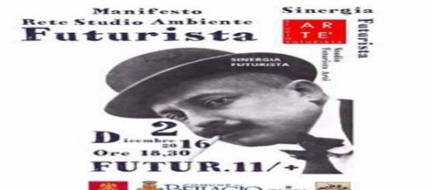 locandina mostra di Palermo: Futur.11+/