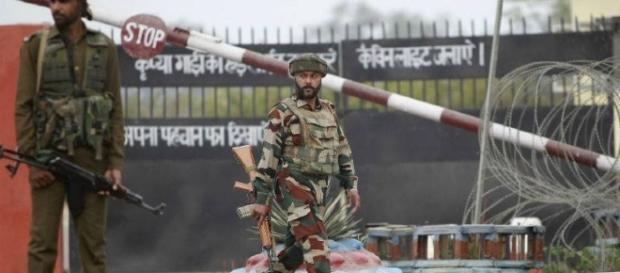 Nagrota terror attack: 7 Army personnel martyred; 16 rescued in ... - indiatimes.com