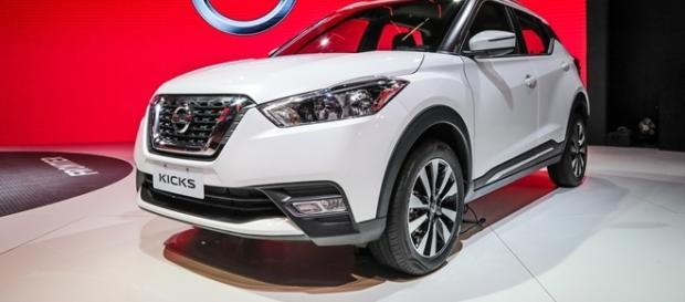 Nova versão Nissan Kicks SV tem GPS e câmbio automático de série