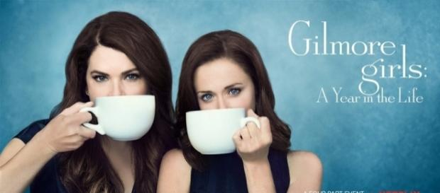 Poster Gilmore Girls- Une Nouvelle Année