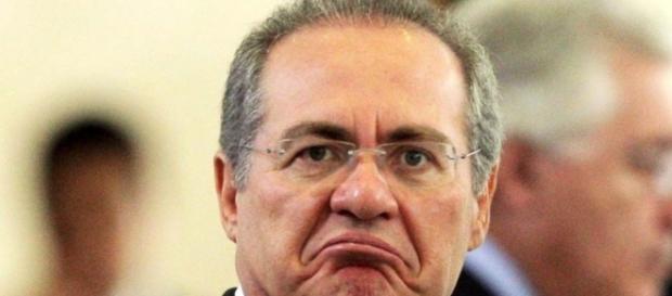 Senador Renan Calheiros vira réu no STF pelo crime de peculato.