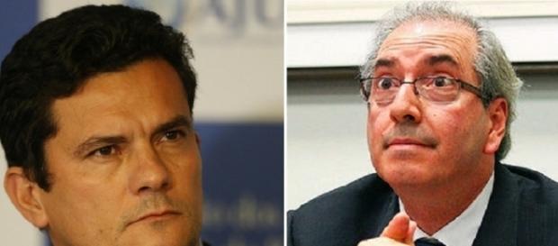 Sérgio Moro cancela perguntas de Eduardo Cunha a Michel Temer